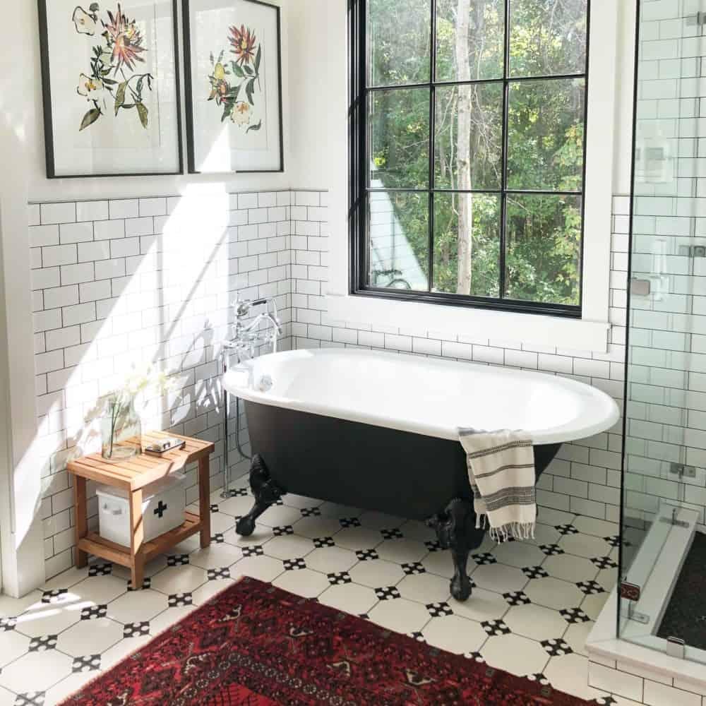 15 Brilliant Gothic Bathroom Ideas To Create Medieval Atmosphere