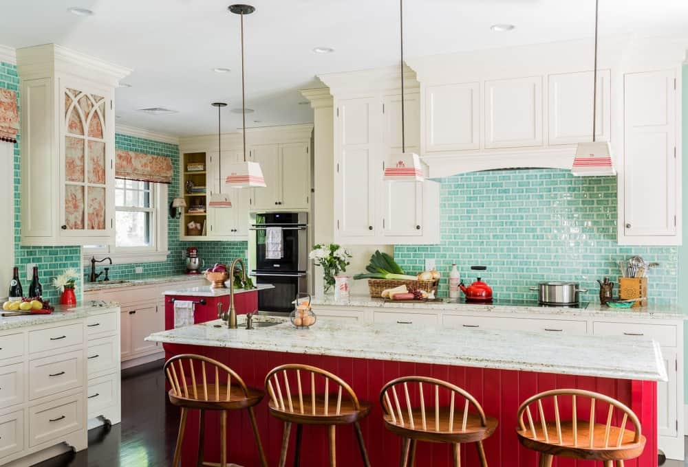 Top 18 Inspiring Red Kitchen Ideas: The Most Energetic Combinations